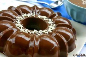 Resep Puding Cokelat Spesial