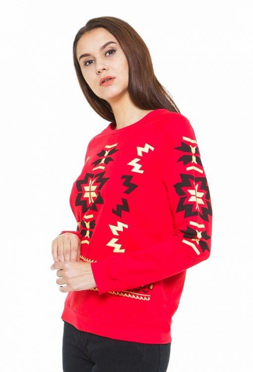 W3 Sweater Wanita Off White Lazada di Lazada Source. SWEET RED Official .