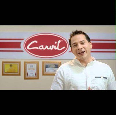 Carvil & Ari Wibowo - Selamat Hari Raya Idul Fitri 1436 H