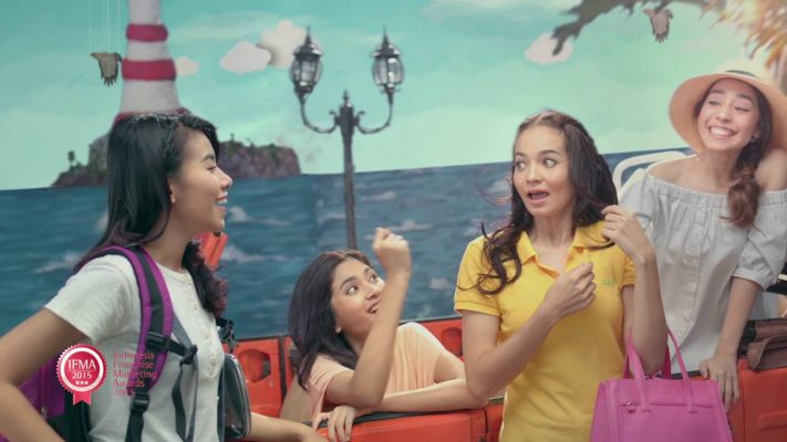 Carvil TVC - Boy William, Ariel Tatum, Enzy Storia 30s